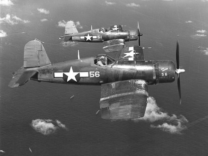 F4U-1A Vought