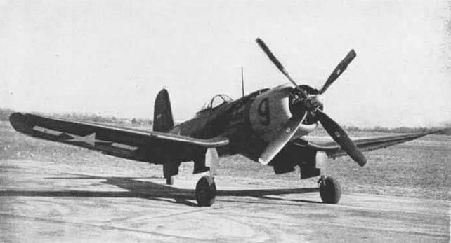 Goodyear F2G-1 Super Corsair