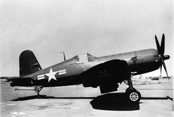 Vought F4U-5P