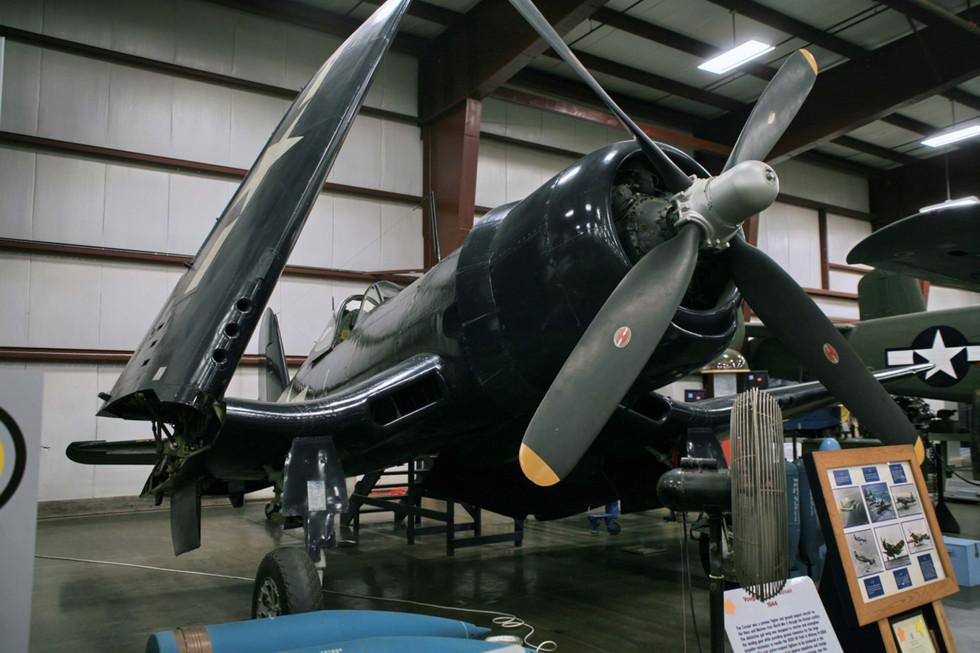 XF4U-4 Vought Corsair
