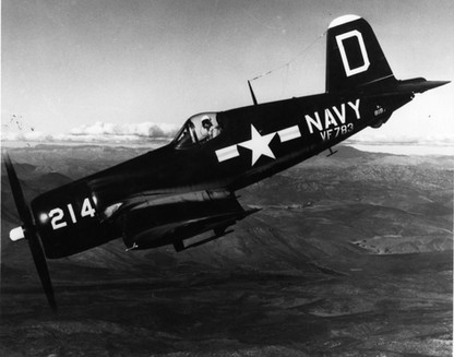 Vought F4U-4 BuNo 81975 from VF-783