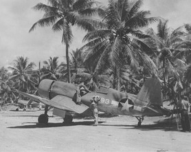 F4U-1 Vought Corsair of VMF-214