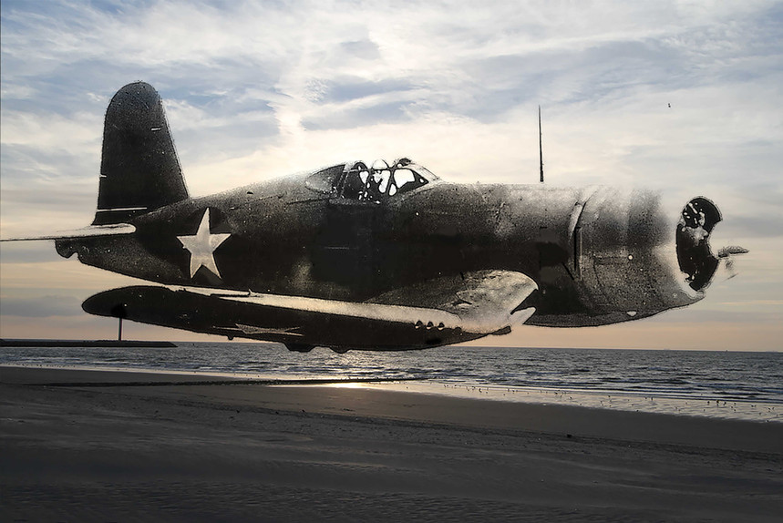Art F4U Corsair from jdsf4u.be
