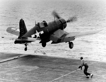 FG-1D Corsair of VMF-512