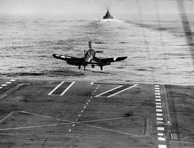 F4U-1D Corsair with Fighting Squadron VBF-84
