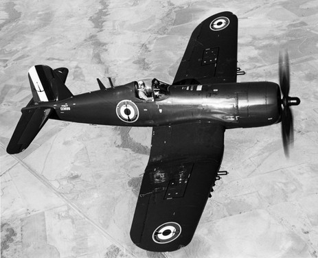 Vought F4U-7 133699 French Navy
