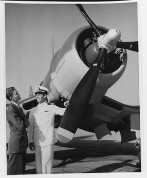 Vought F4U-1 Corsair Fighter