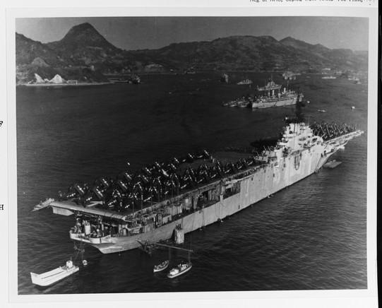 USS Philippine Sea (CV-47)