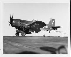 F4U-4B Corsair Fighter (Bureau # 62924)