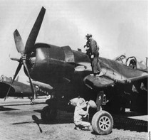 Vought Corsair F4U-7