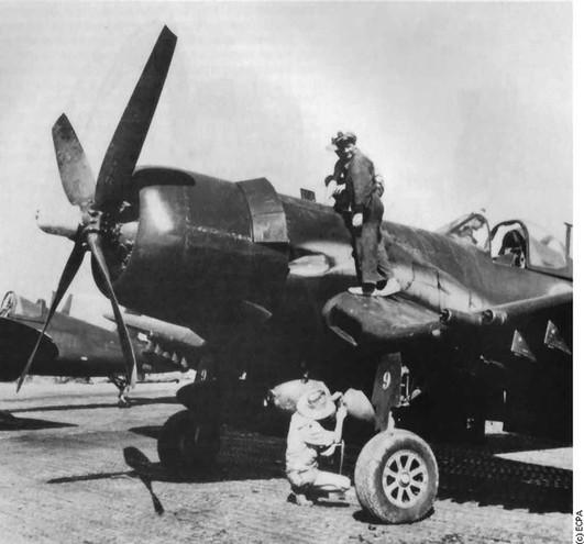 Vought Corsair F4U-7