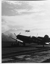 F4U-1A Vought Corsair -Bougainville, Solomon Islands