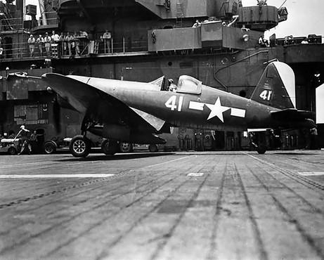 FG-1D Corsair 41 of VBF-88