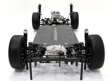 """La nuova piattaforma """"E-GMP"""" di Hyundai Motor Group"""