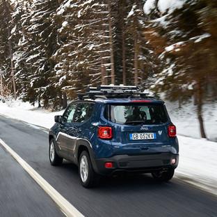Guida senza pensieri anche d'inverno