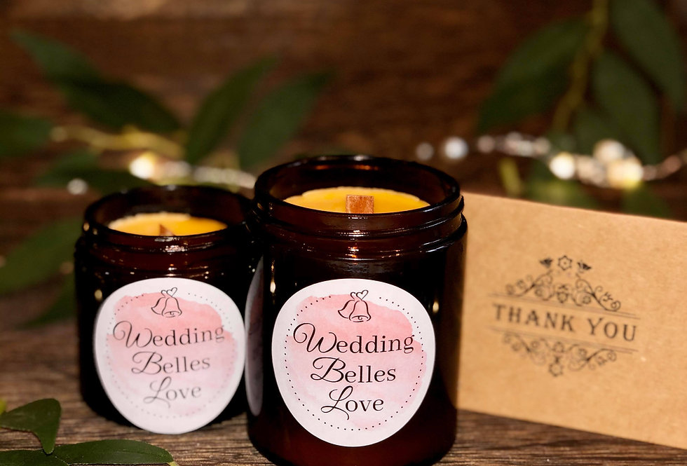 SCENTED CANDLE HANDMADE