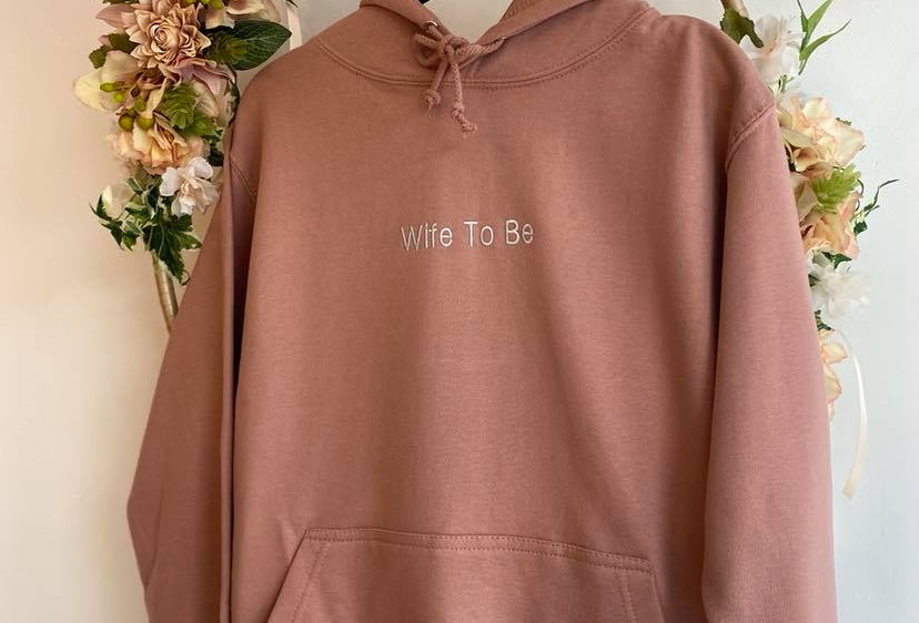 Wife To Be Hoodie