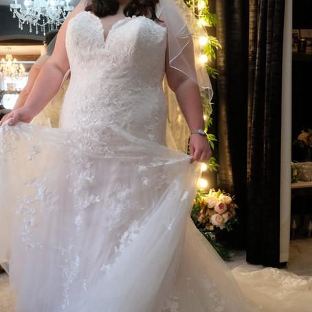 Welcome Wedding Belles Curvy