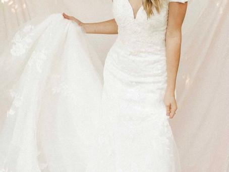 Dress of the week, 10% off this Stella York wedding dress between 08/06/21 & 15/06/21
