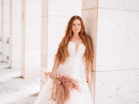 Dress of the week, 10% off this Stella York wedding dress between 04/05/21 & 11/05/21