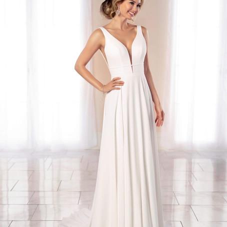 Dress of the week, purchase this Stella York wedding dress between 25/05/21 & 01/06/21
