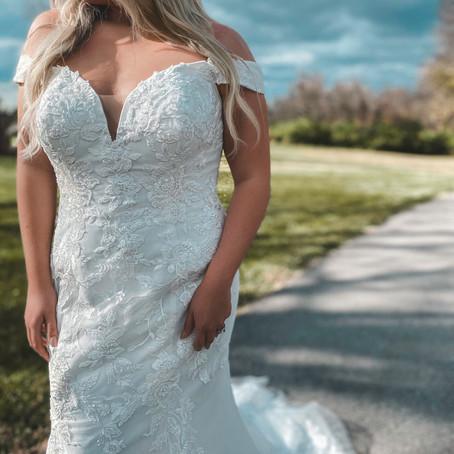 Stella York Plus Size Wedding Dresses We're Loving!!