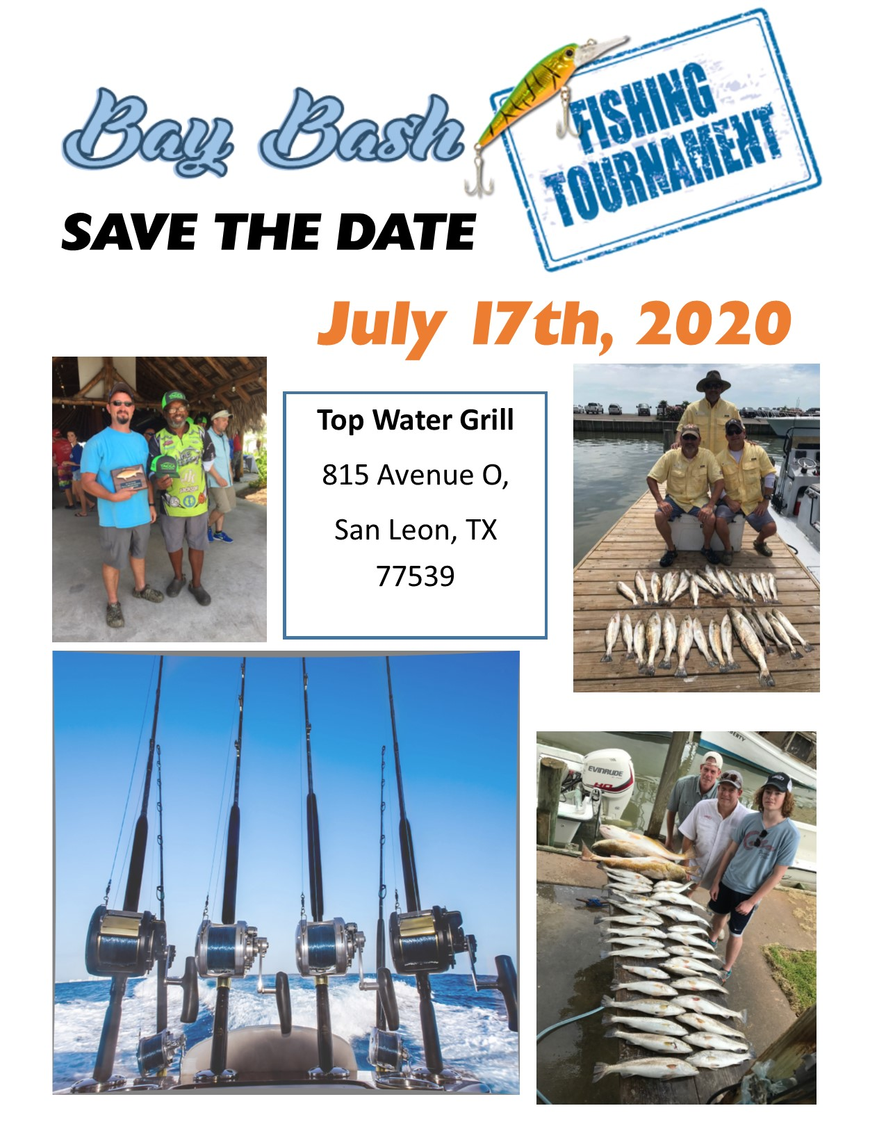 Bay Bash Fishing 2020