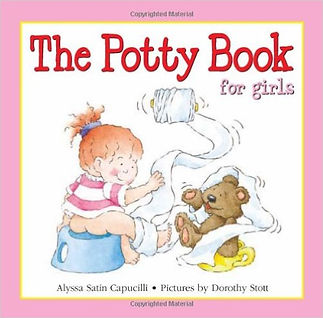The Potty Book: For Girls
