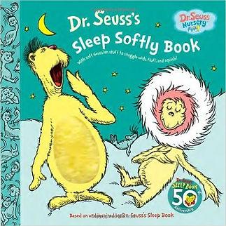 Dr Seuss' Sleep Softly Book