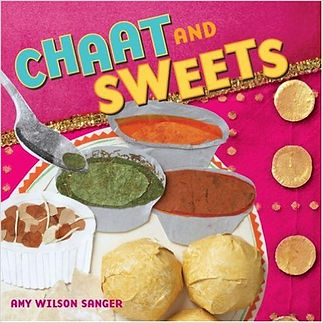 Chaat and Sweets
