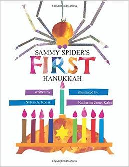 Sammy Spider's First Hanukkah