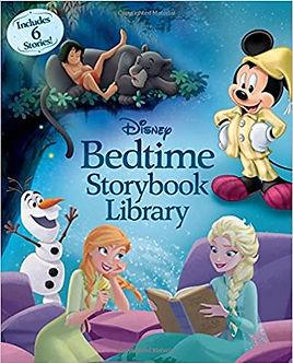 Disney Bedtime Storybook Library