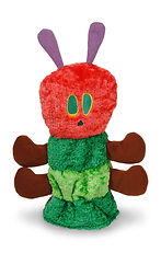 Very Hungry Caterpillar Hand Puppet