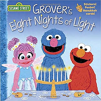 Grover's Eight Nights of Lights