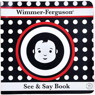 See and Say Board Book