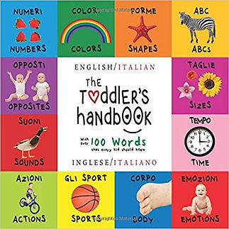 The Toddler's Handbook: English / Italian