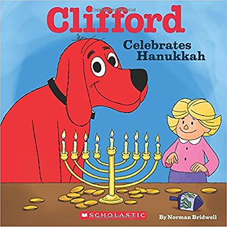 Clifford Celebrates Hanukkah