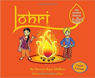 Lohri- The Bonfire Festival
