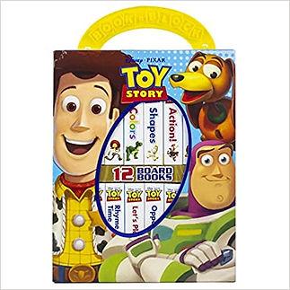 Disney Toy Story 12 Book Set
