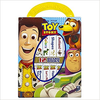 Disney Toy Story 12 Book Set