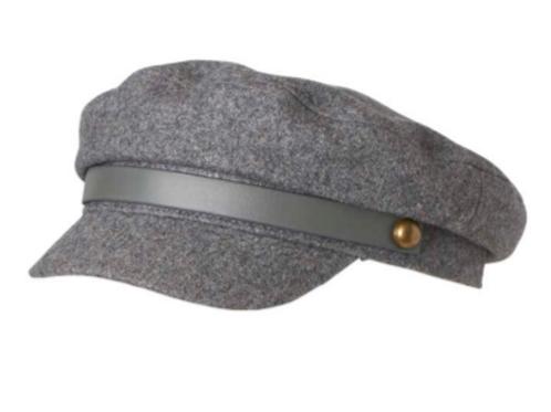 Kooringal Fishmans Cap - Grey