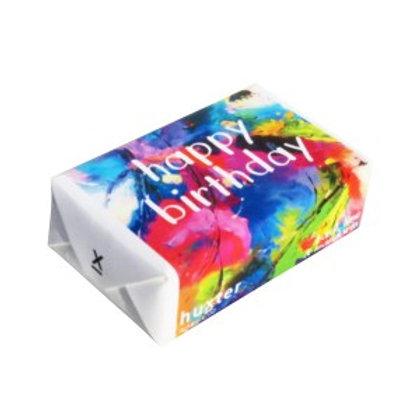 Huxter soap - Happy Birthday