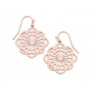 Liberte Polly Earrings - Rose Gold