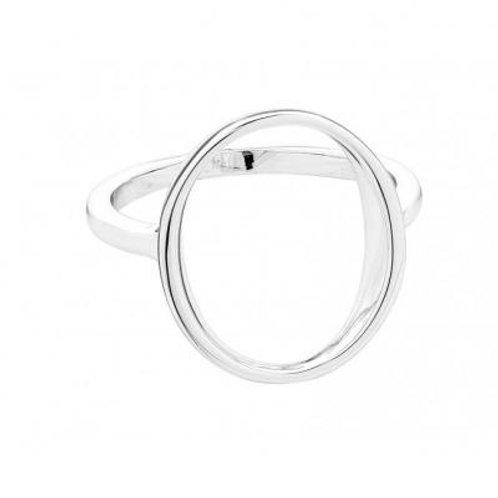 Liberte Silver Matilda ring