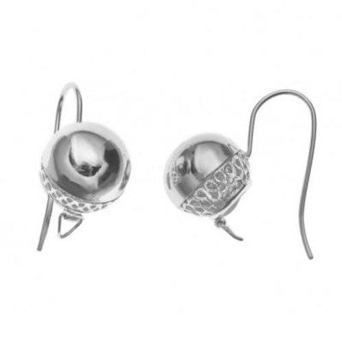 Chelsea silver earrings