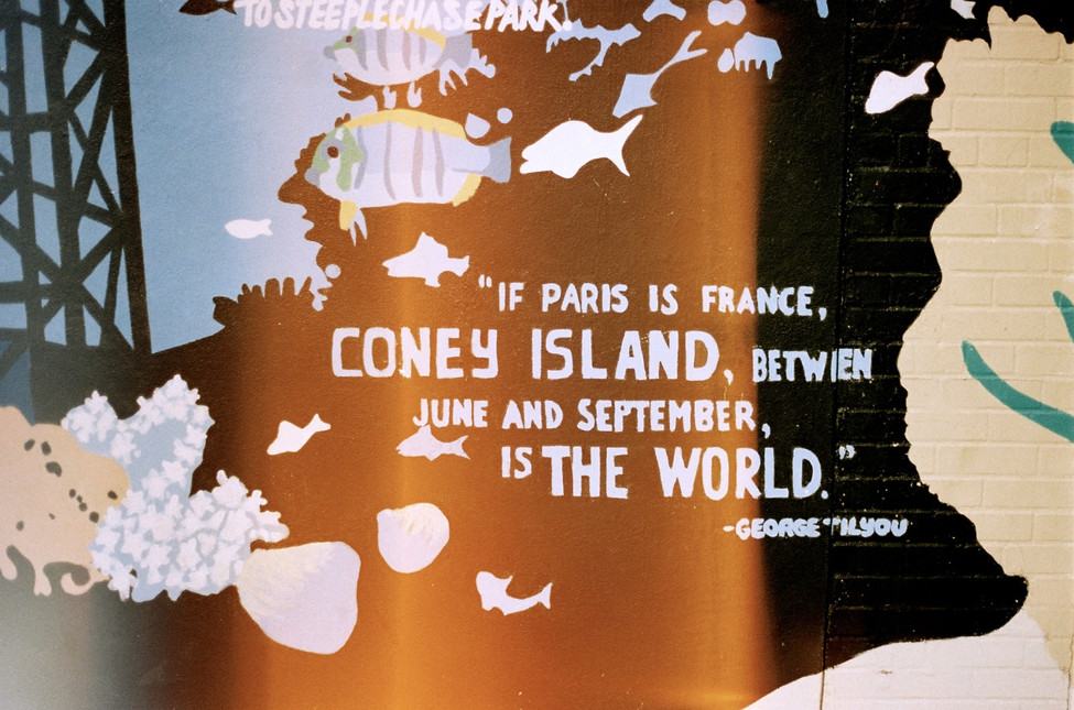 CONEY ISLAND, New-York USA