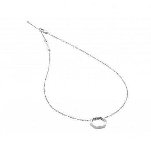 Liberte Jedda Silver necklace