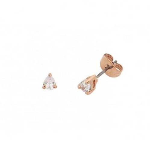 Liberte Petite Dancer Rose Gold Earrings