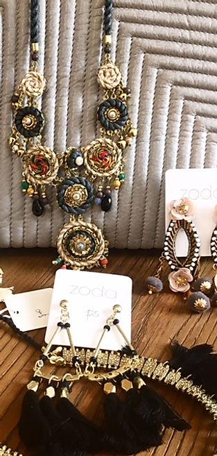 Zoda boho jewellery