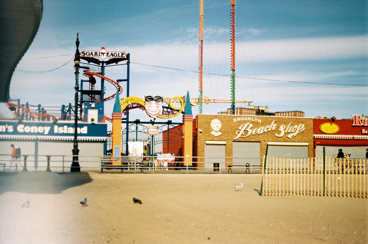 CONEY ISLAND, New-York USA